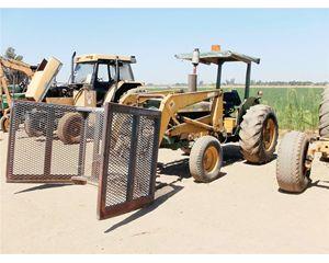 John Deere 1020 Tractors - 40 HP to 99 HP
