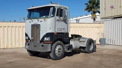 Cabover trucks