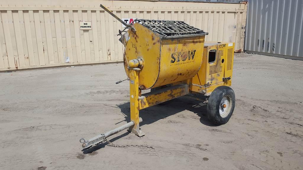 Mortar Mixer For Sale >> Multiquip Ms40 Sh Concrete Mortar Mixer For Sale Colton