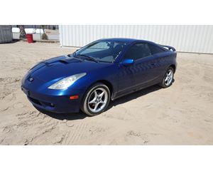 2001 Toyota CELICA Coupe