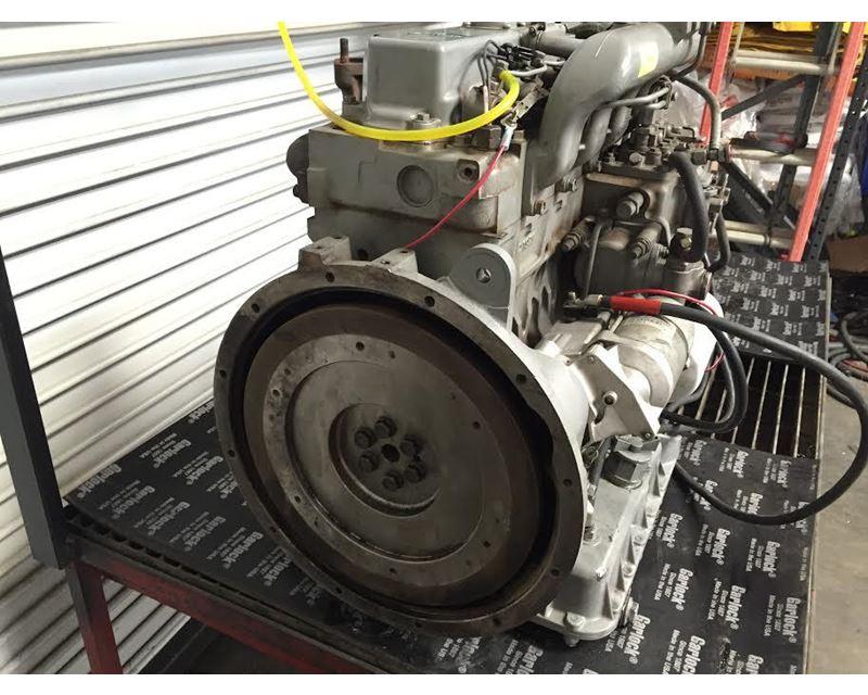 Kubota V2203 Diesel Engine For Sale Colton Ca
