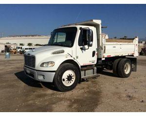 Freightliner BUSINESS CLASS M2 Dump Truck