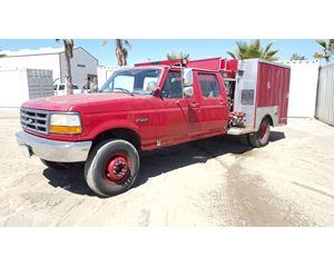 1994 Ford F SUPER DUTY Fire Truck