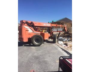 2009 SkyTrak 10054 4x4 Telescopic Reach Forklift Forward Reach Forklift