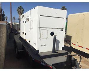 2010 Mulitiquip Whisperwatt DCA 220SSJMMJUC Generator Set