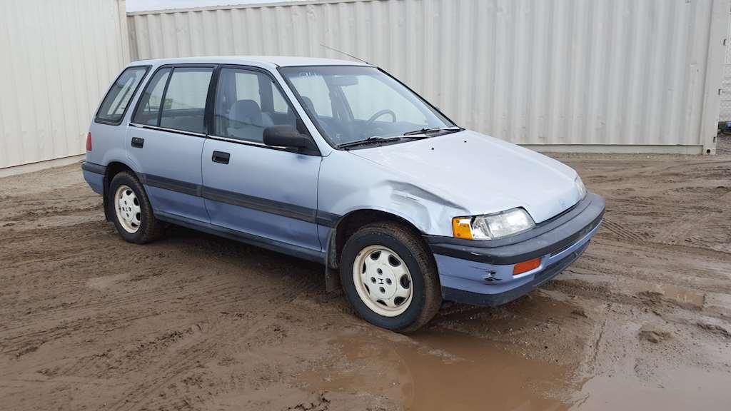1989 honda civic 4 door hatchback for sale colton ca
