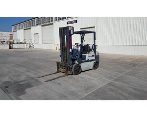 Komatsu FG25ST-11 Mast Forklift