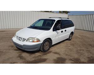 1999 Ford Windstar Minivan