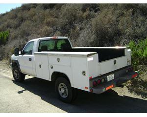 2007 Chevrolet 3500 HD Service / Utility Truck