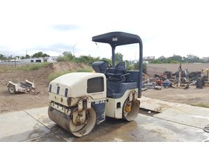 2000 Ingersoll-Rand DD24 Smooth Drum Compactor