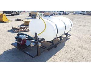2016 SPCNS Water Skid Tank
