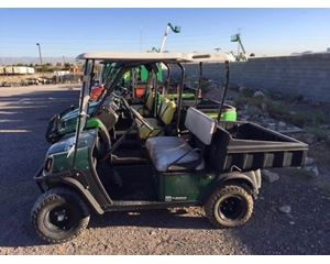 2012 Cushman HAULER 800X Utility Vehicle