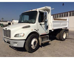 Freightliner M2 Business Class Dump Truck