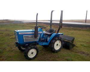 Iseki TU1400 4x4 Tractor