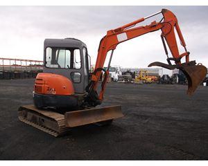 Hitachi ZX50 U Excavator