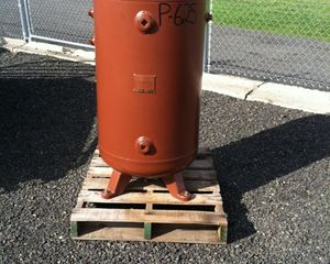 Brunner ENG & MFG INC. 80 Gallon High Pressure Air Tank Storage Tank