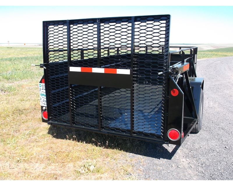 2006 Best Utility Trailer For Sale Pendleton Or T