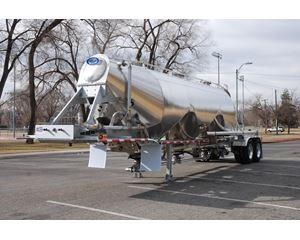 Retesa 1000 CF Pneumatic Dry Bulk / Pneumatic Tank Trailer
