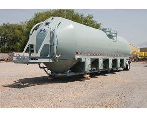 Retesa 4050CF Guppy Dry Bulk / Pneumatic Tank Trailer