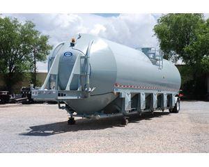 Retesa 4050CF Guppy/Pig Dry Bulk / Pneumatic Tank Trailer