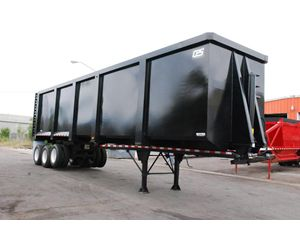 CPS High Capacity End Dump End Dump Semi Trailer