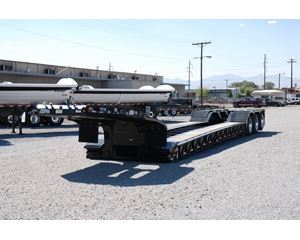 Load King 55-Ton HRG Lowboy Trailer