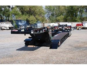 Load King 55-Ton LOwboy Lowboy Trailer