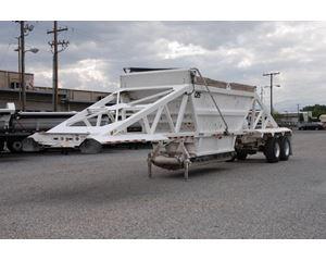 CPS LWBD-240 Semi-Bottom Dump Trailer