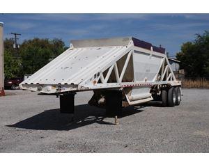 Ranco 2-Axle Bottom Dump Semi-Bottom Dump Trailer