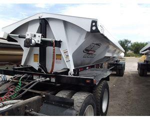 Side Dump Industries Tri-Axle Side Dump Semi Trailer