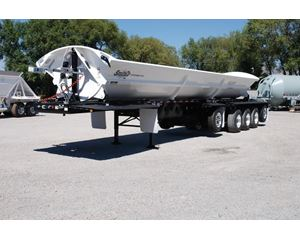 SmithCo Side Dump Semi Trailer