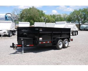 SAW 10-Yard Dump Utility Trailer