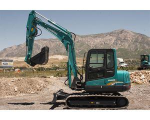 Sunward SWE80B Crawler Excavator