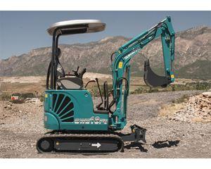 Sunward SWE18FU Mini Excavator