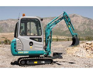 Sunward SWE20F Mini Excavator