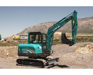 Sunward SWE50B Mini Excavator