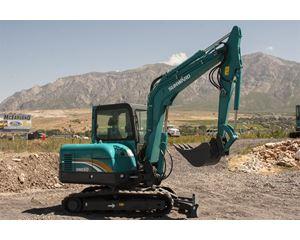 Sunward SWE60B Mini Excavator