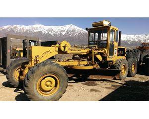 Caterpillar 140 Motor Grader