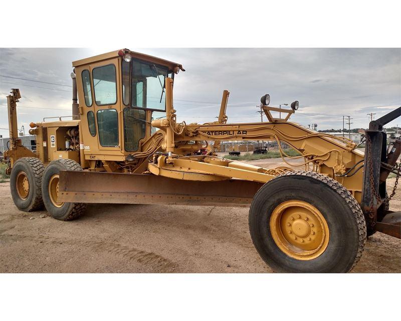 1974 Caterpillar 140g Motor Grader For Sale Pueblo West