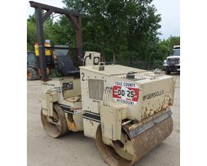 Ingersoll-Rand DD-25 Smooth Drum Compactor