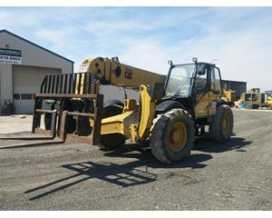 Caterpillar TH460B Telescopic Forklift