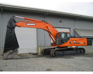 Doosan DX350LCA Demolition Equipment