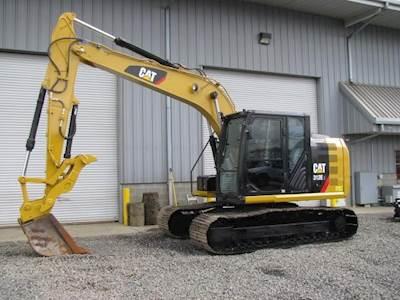 2012 Caterpillar 312EL Excavator