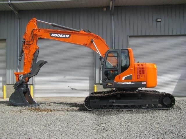 2011 Doosan DX235 LCR Excavator For Sale, 4,300 Hours | Central Point, OR |  9655339 | MyLittleSalesman com