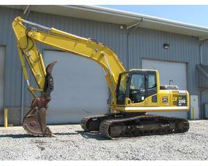 Komastu PC200LC-8 Excavator