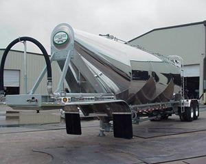Stephens Pneumatic 1000 CU FT Dry Bulk / Pneumatic Tank Trailer