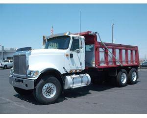 International 5900i EAGLE Heavy Duty Dump Truck