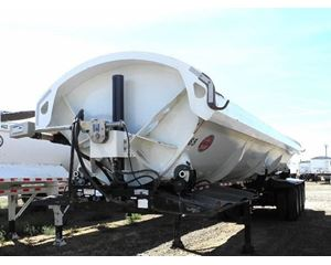 CONST TRLR SPEC Side Dump Semi Trailer