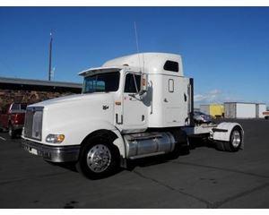 International 9400 Eagle Sleeper Truck