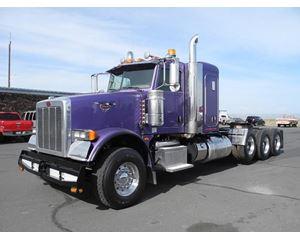 Peterbilt 367 Sleeper Truck